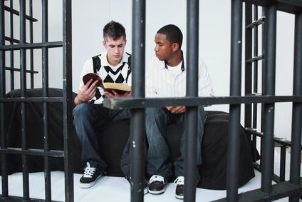 Lire des livres pour sortir de prison