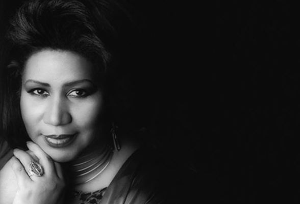 Aretha Franklin Accentuate the positive