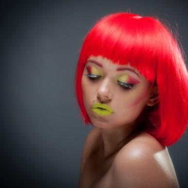 Color bug : maquillage pour cheveux par Kevin Murphy
