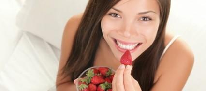 Santé : mangez des fraises